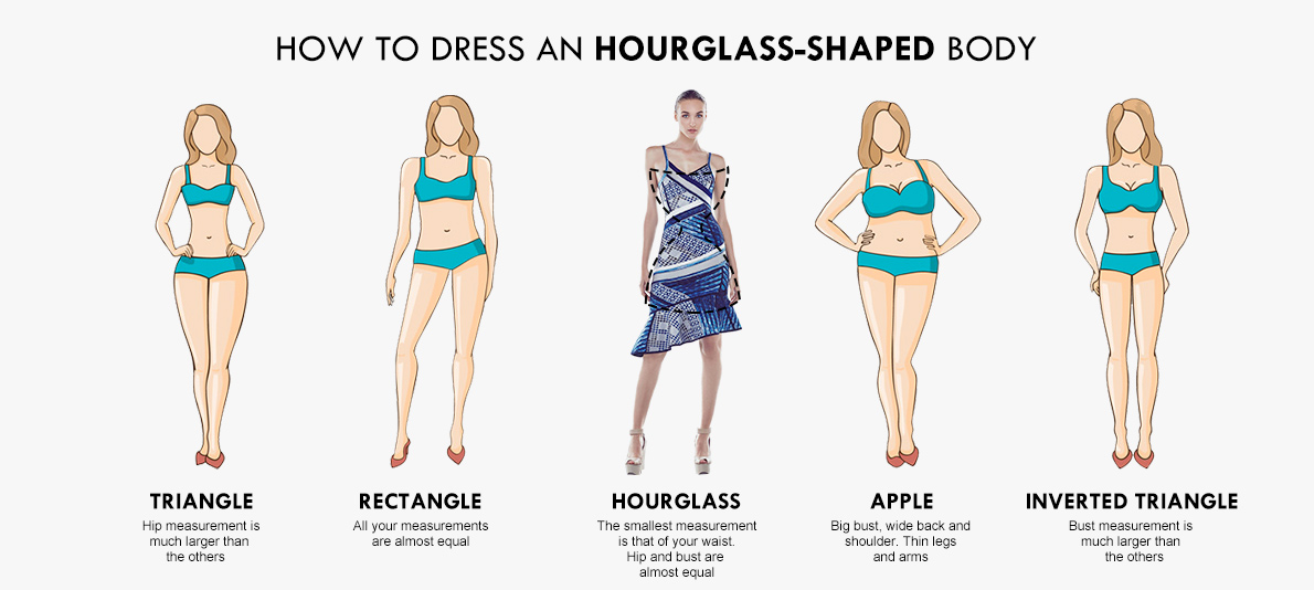 71c6ce90b5 How to dress an hourglass-shaped body